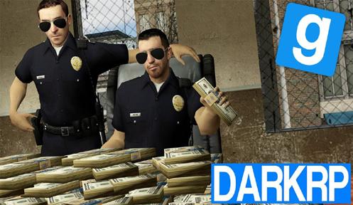 Gmod DarkRP